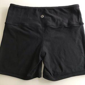 Lululemon Reversible Bike Shorts